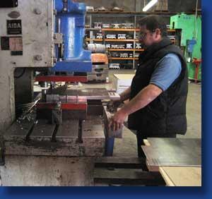 Steel Metal Stamping